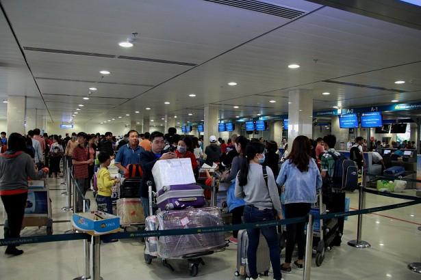 Chính phủ phê duyệt chủ trương xây dựng nhà ga T3 Tân Sơn Nhất công suất 20 triệu khách/năm - Ảnh 1.