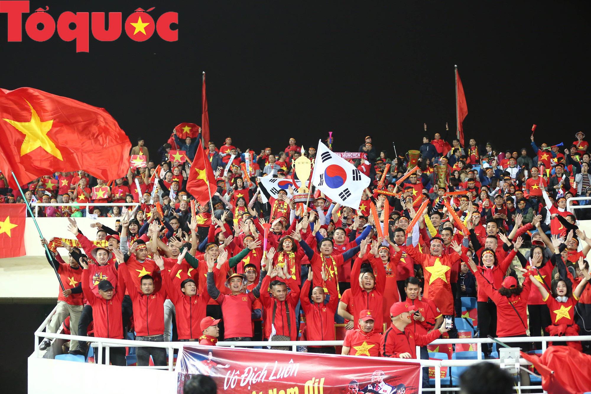 Ông Park ơi, trong lòng người hâm mộ Việt Nam không chỉ dành tình yêu cho riêng ông mà còn cả xứ sở Kim chi nữa đấy - Ảnh 4.