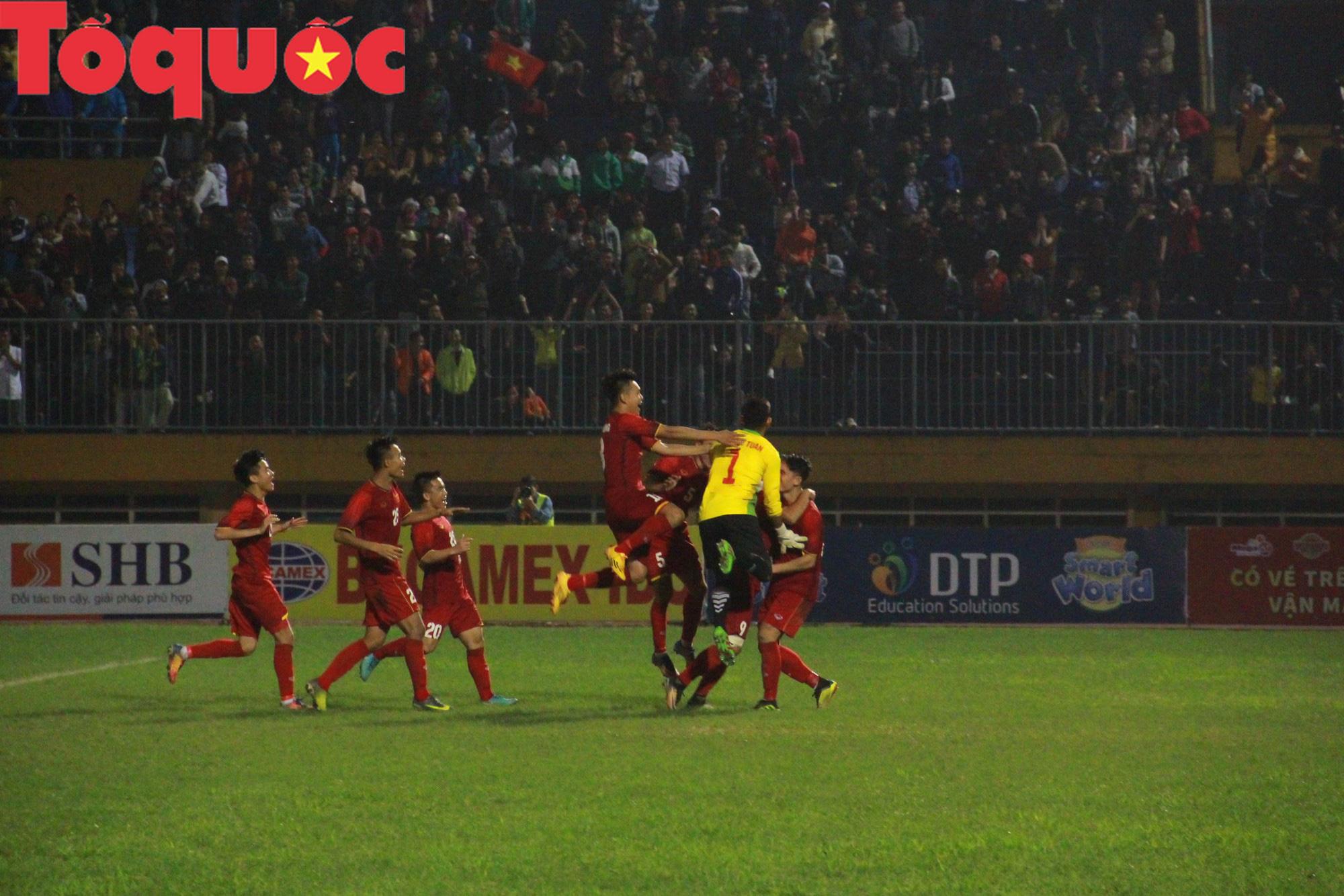 Bộ trưởng Nguyễn Ngọc Thiện dự khán trận chung kết U21 quốc tế - Ảnh 10.