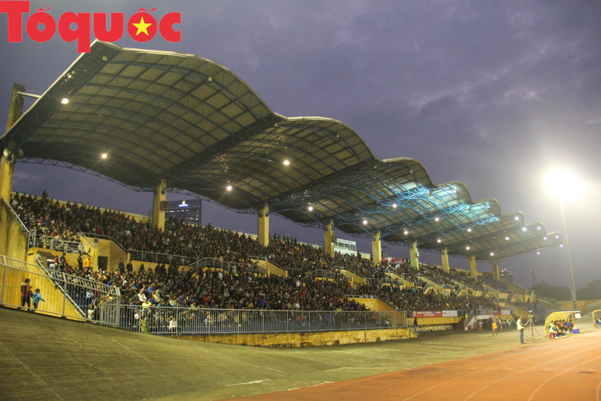 Bộ trưởng Nguyễn Ngọc Thiện dự khán trận chung kết U21 quốc tế - Ảnh 5.