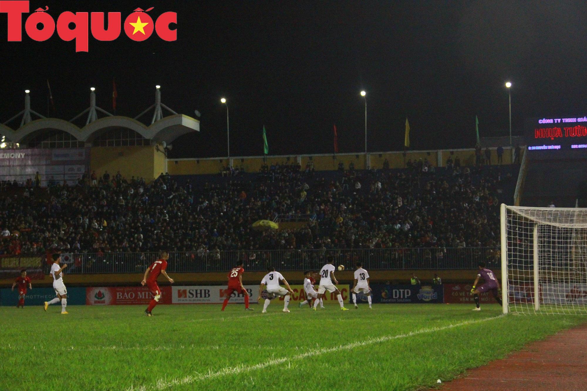 Bộ trưởng Nguyễn Ngọc Thiện dự khán trận chung kết U21 quốc tế - Ảnh 6.