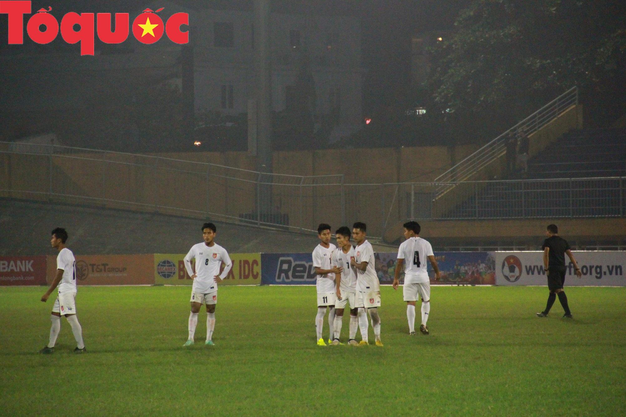 Bộ trưởng Nguyễn Ngọc Thiện dự khán trận chung kết U21 quốc tế - Ảnh 12.