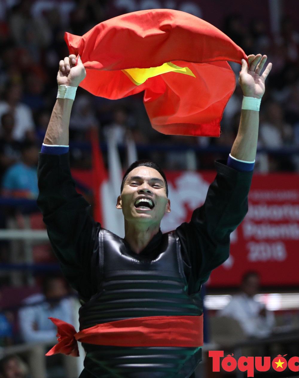 Đằng sau tấm HCV của nhà vô địch Asiad Pencak Silat - Ảnh 1.