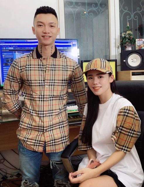 Hương Ly lần đầu kết hợp với  nhạc sĩ  trẻ  Phan Anh