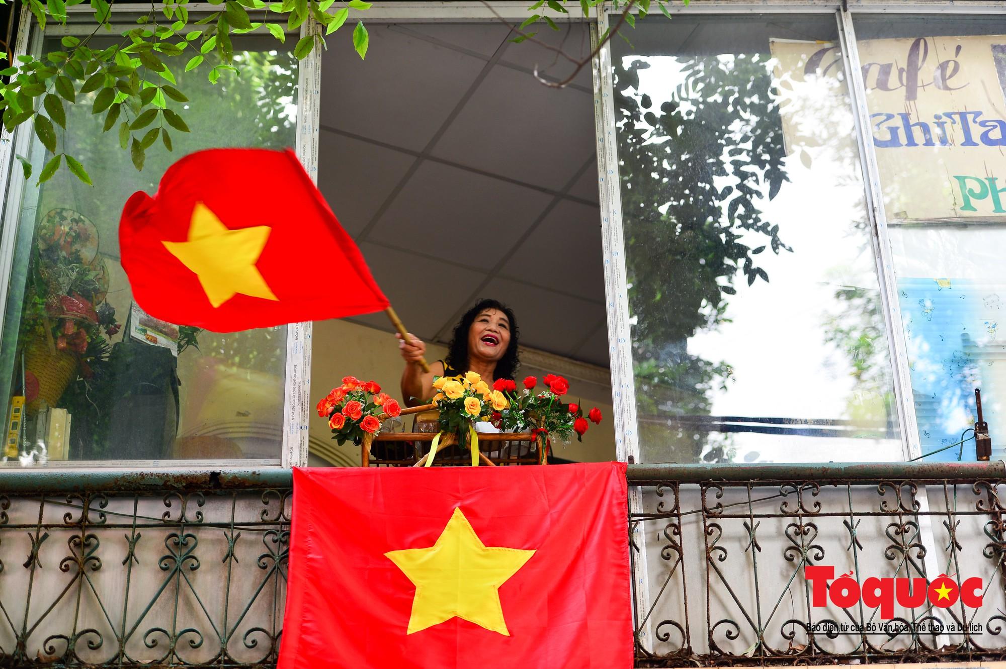 Tái hiện ký ức hào hùng đoàn quân chiến thắng trở về tiếp quản thủ đô Hà Nội 65 năm trước 13