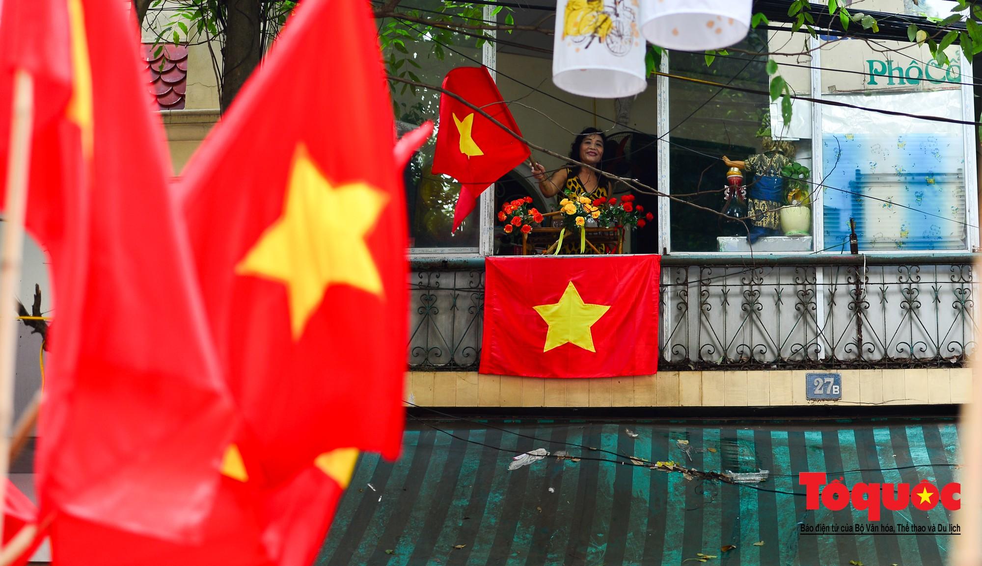 Tái hiện ký ức hào hùng đoàn quân chiến thắng trở về tiếp quản thủ đô Hà Nội 65 năm trước 16