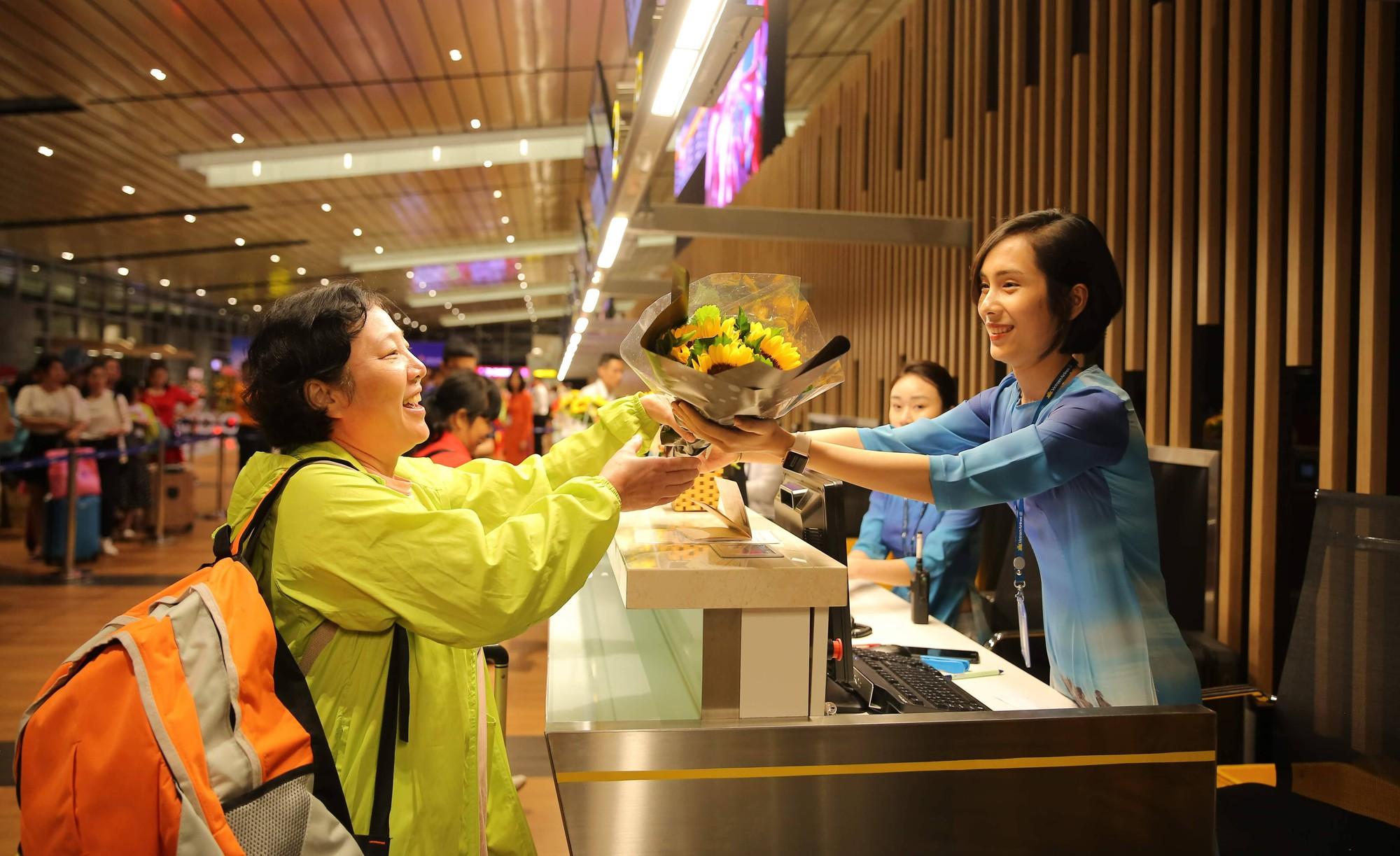 Sự trải nghiệm của hành khách là tiêu chí quan trọng được WTA lựa chọn để trao tặng giải thưởng cho sân bay Vân Đồn