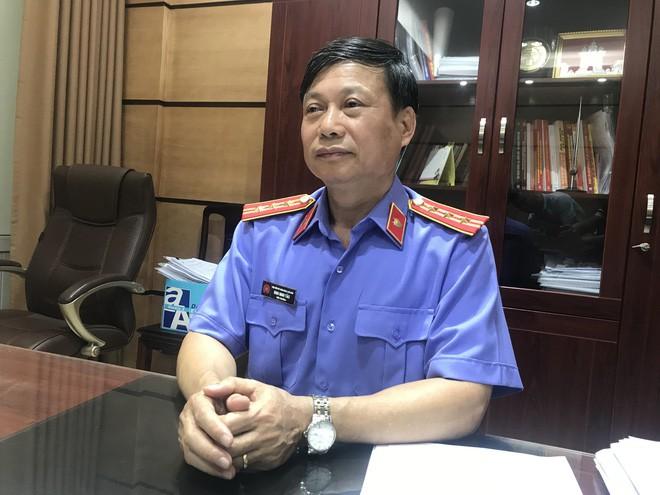 Đinh Minh Tảo  Viện trưởng Viện kiểm sát nhân dân Cầu Giấy