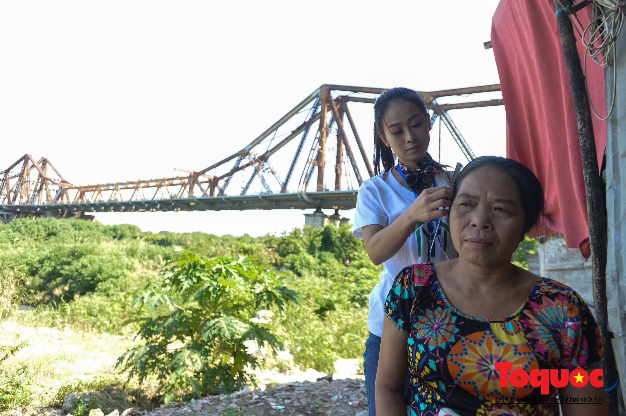 Ngày đẹp nhất của những người phụ nữ nghèo xóm ve chai (6)