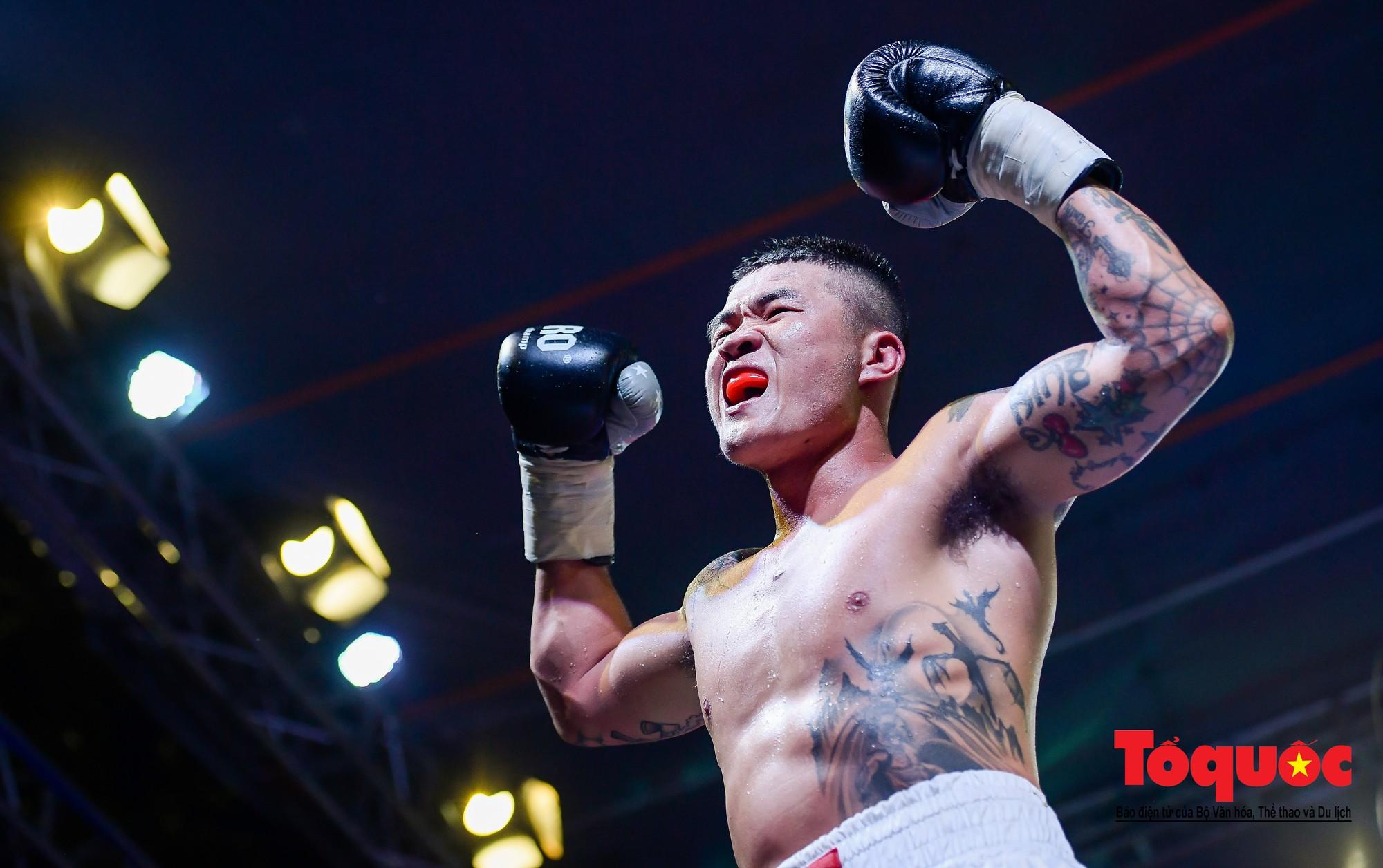 Trương Đình Hoàng giúp quyền Anh Việt Nam lần đầu giành đai WBA Đông Á10