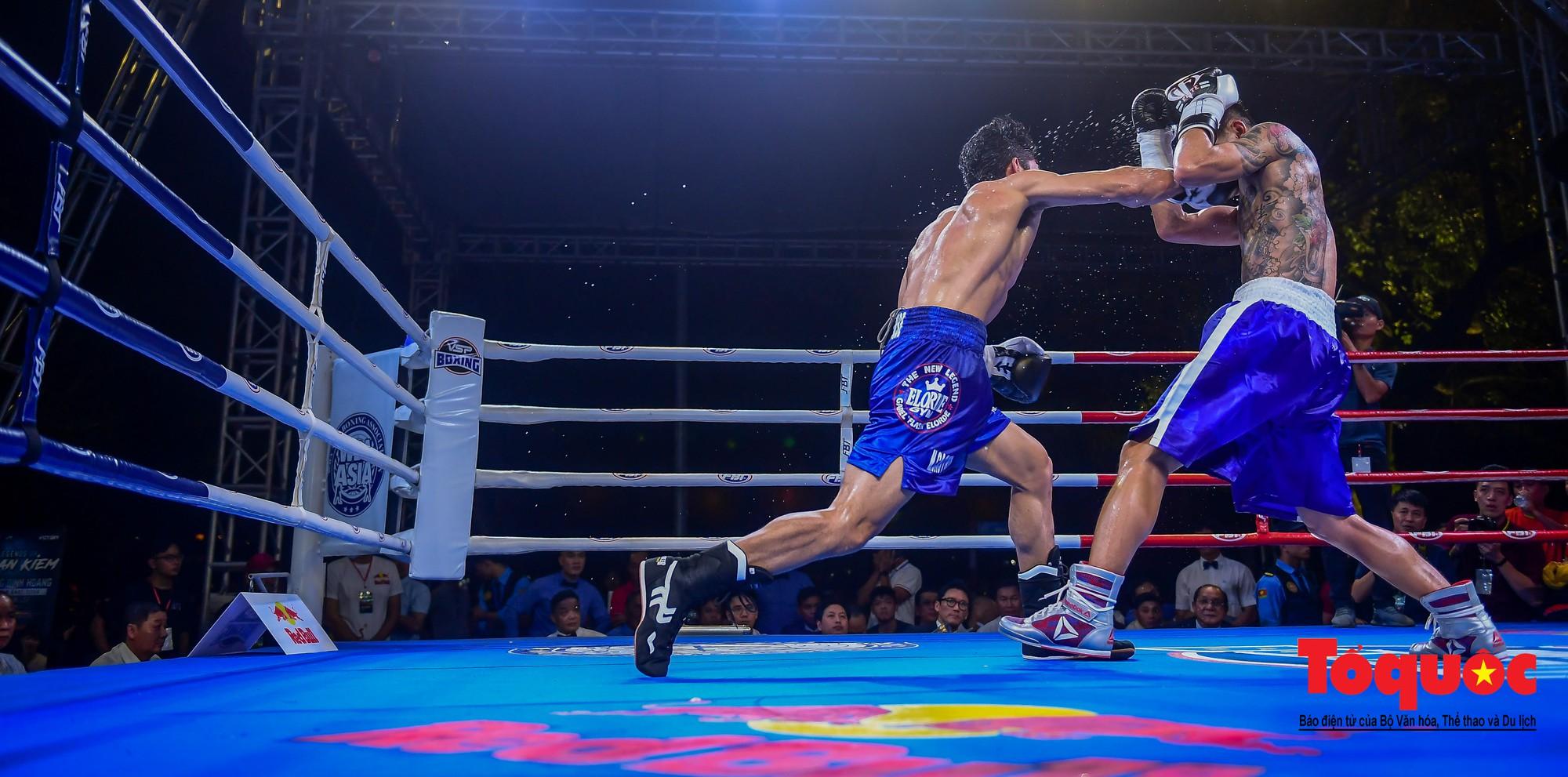 Trương Đình Hoàng giúp quyền Anh Việt Nam lần đầu giành đai WBA Đông Á12