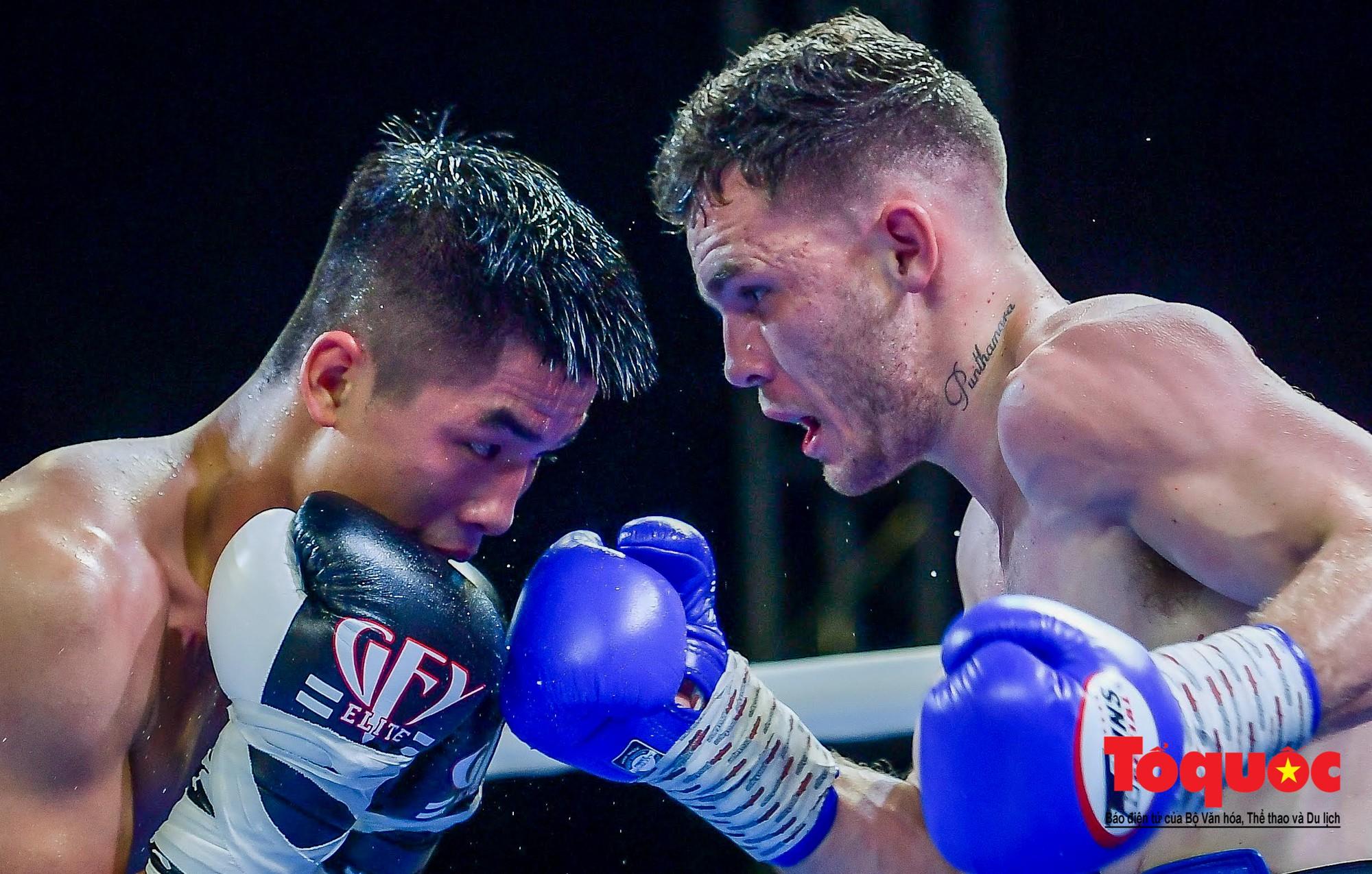 Trương Đình Hoàng giúp quyền Anh Việt Nam lần đầu giành đai WBA Đông Á14
