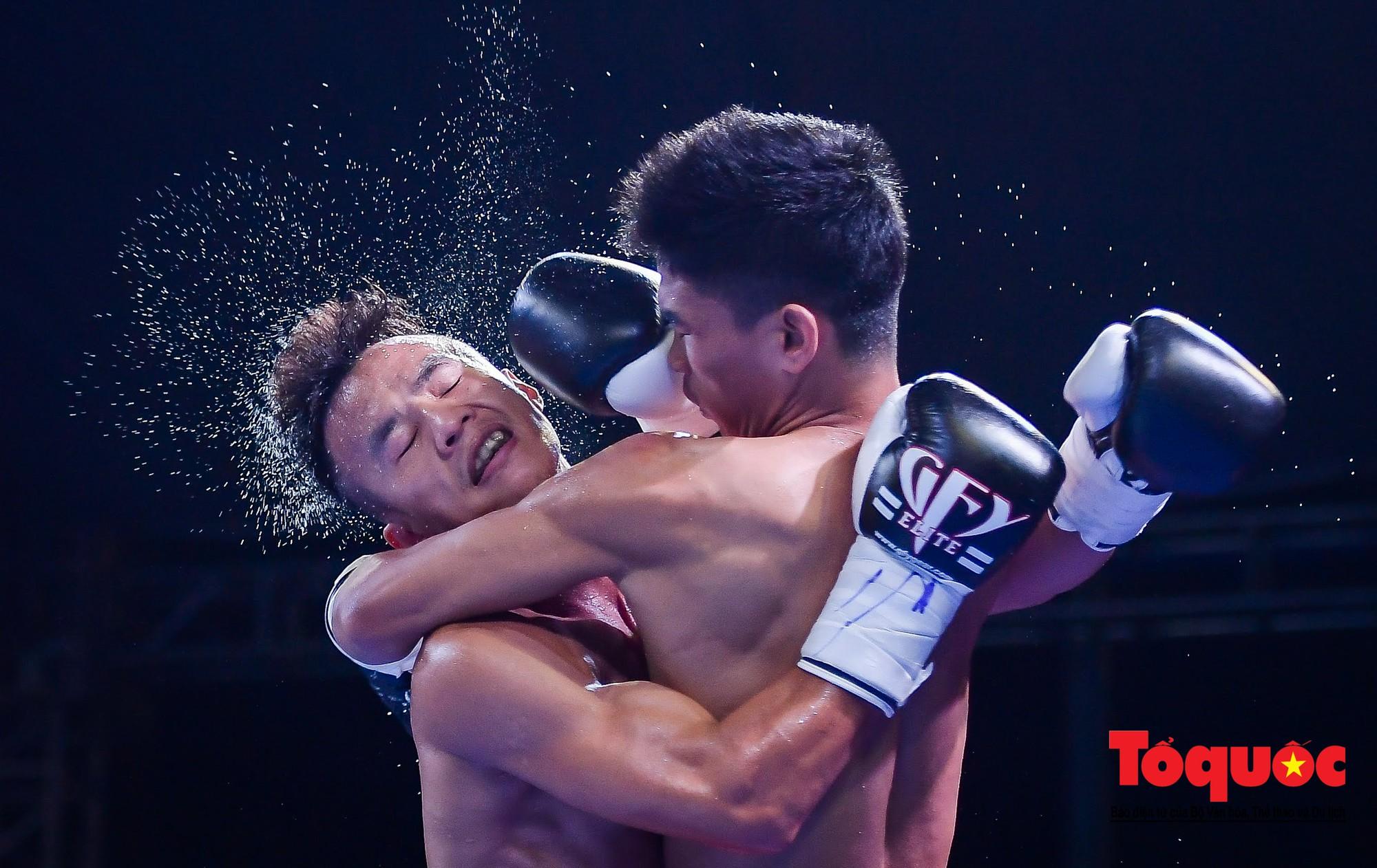 Trương Đình Hoàng giúp quyền Anh Việt Nam lần đầu giành đai WBA Đông Á15