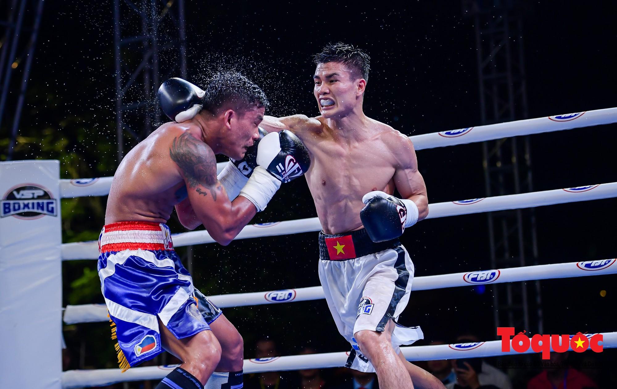 Trương Đình Hoàng giúp quyền Anh Việt Nam lần đầu giành đai WBA Đông Á17