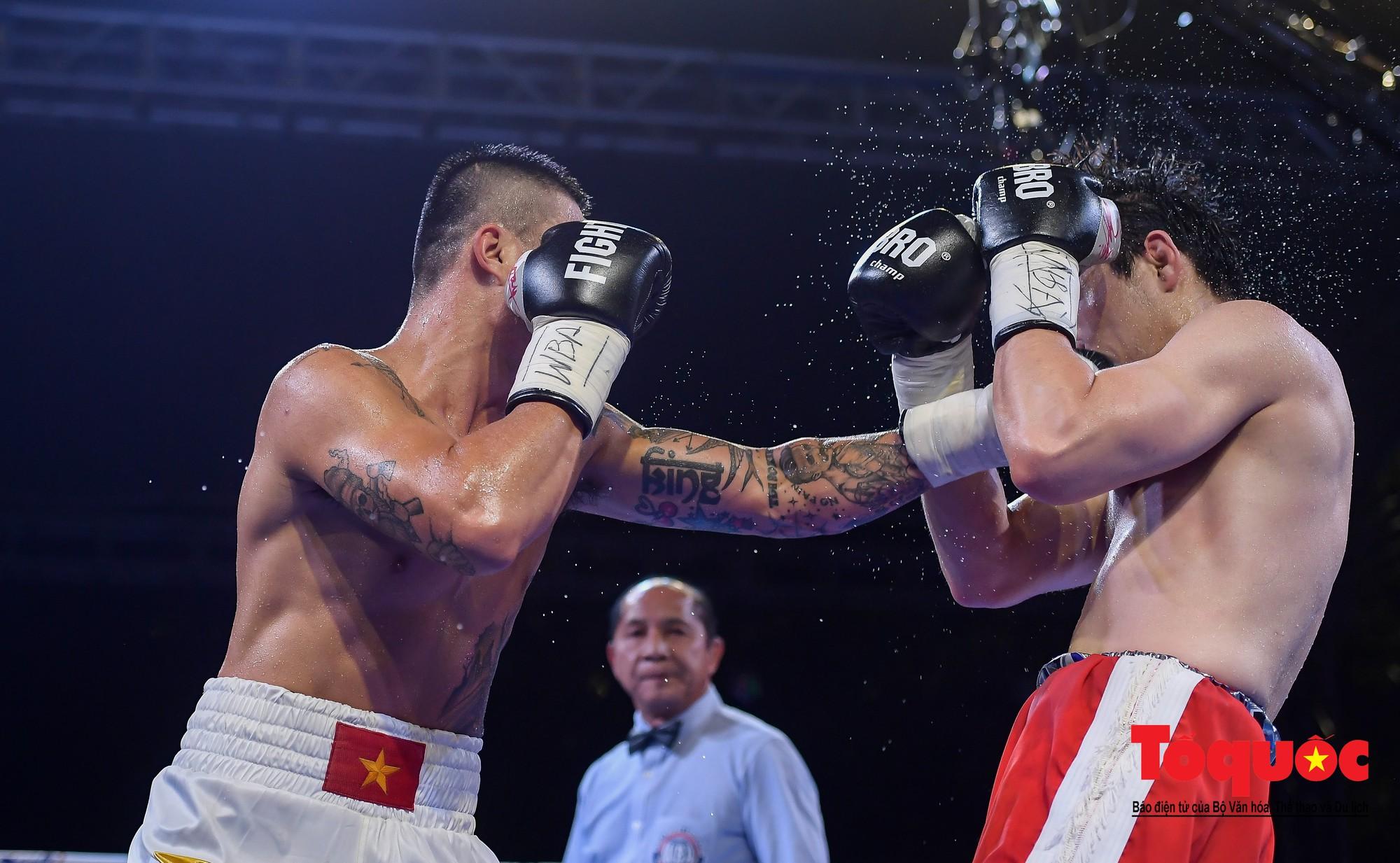 Trương Đình Hoàng giúp quyền Anh Việt Nam lần đầu giành đai WBA Đông Á18