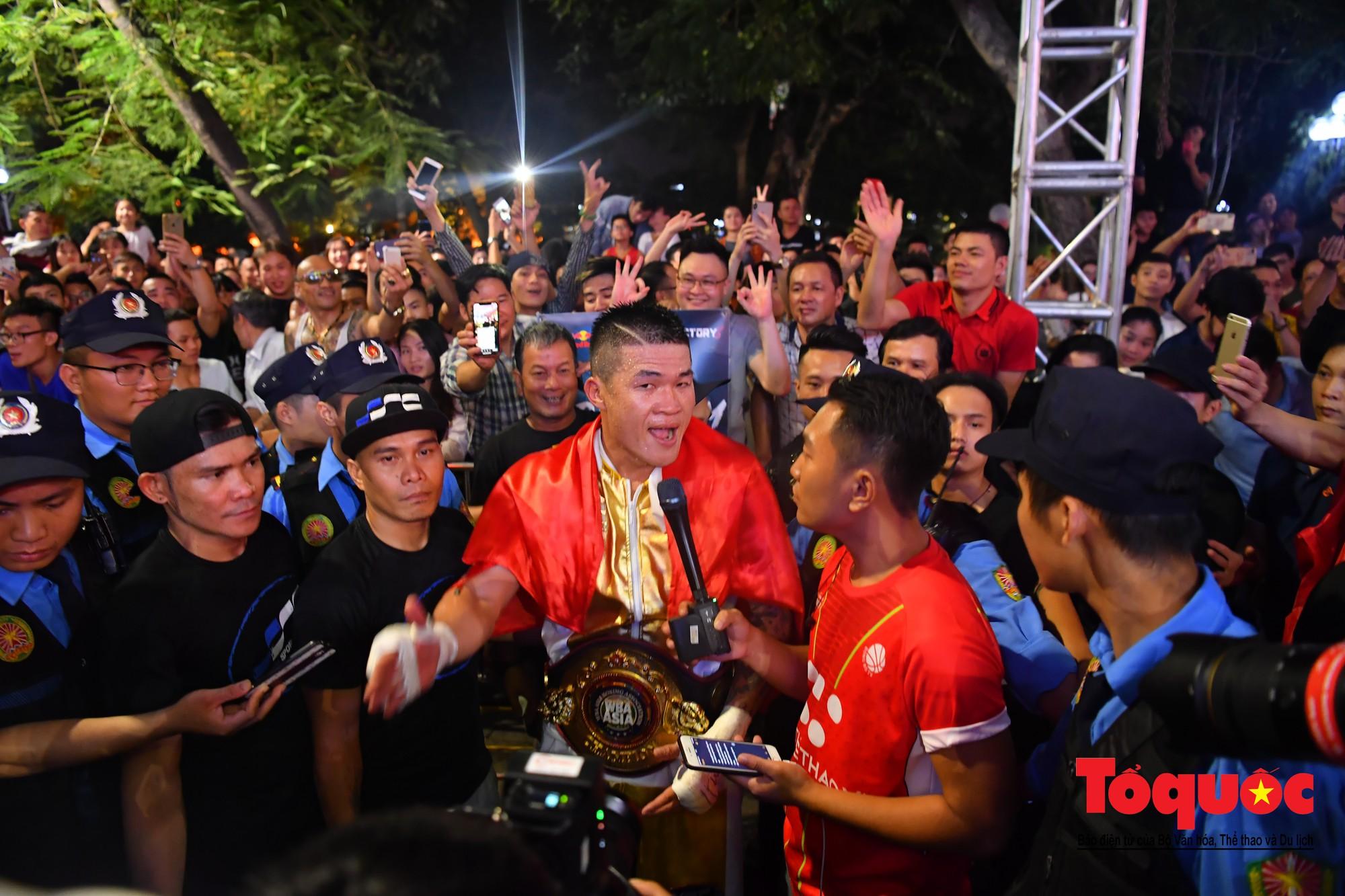 Trương Đình Hoàng giúp quyền Anh Việt Nam lần đầu giành đai WBA Đông Á23