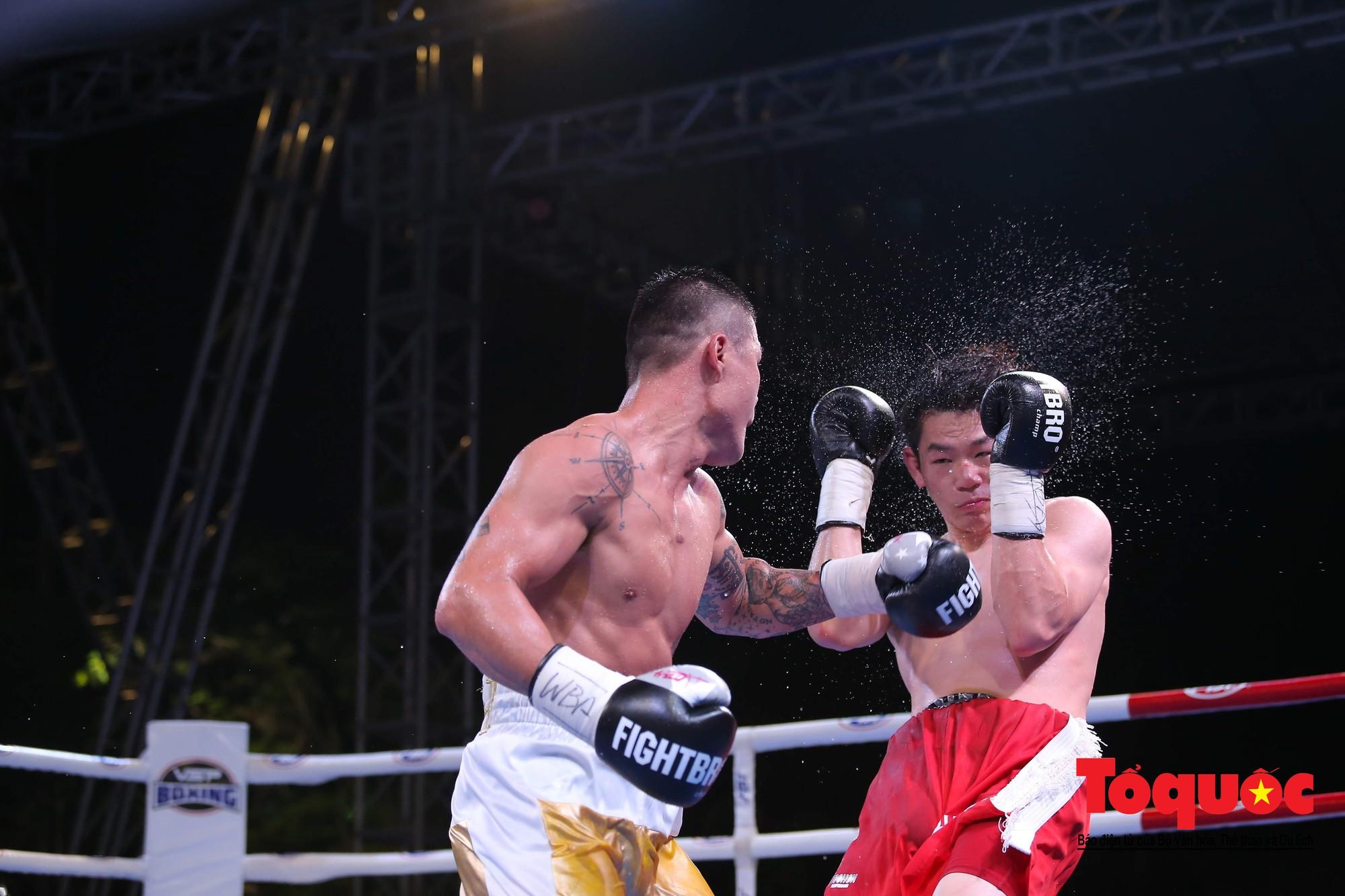 Trương Đình Hoàng giúp quyền Anh Việt Nam lần đầu giành đai WBA Đông Á3