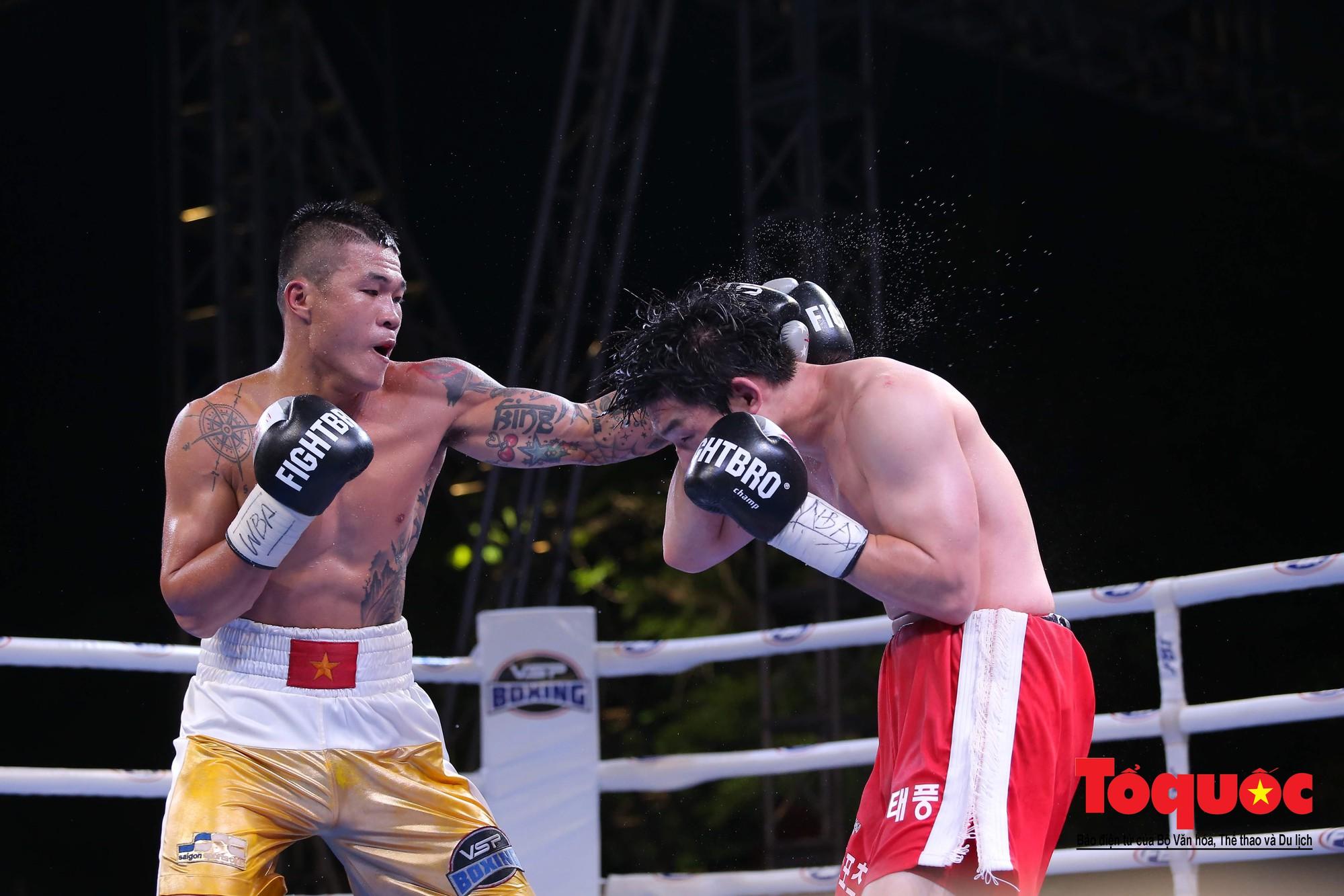 Trương Đình Hoàng giúp quyền Anh Việt Nam lần đầu giành đai WBA Đông Á4