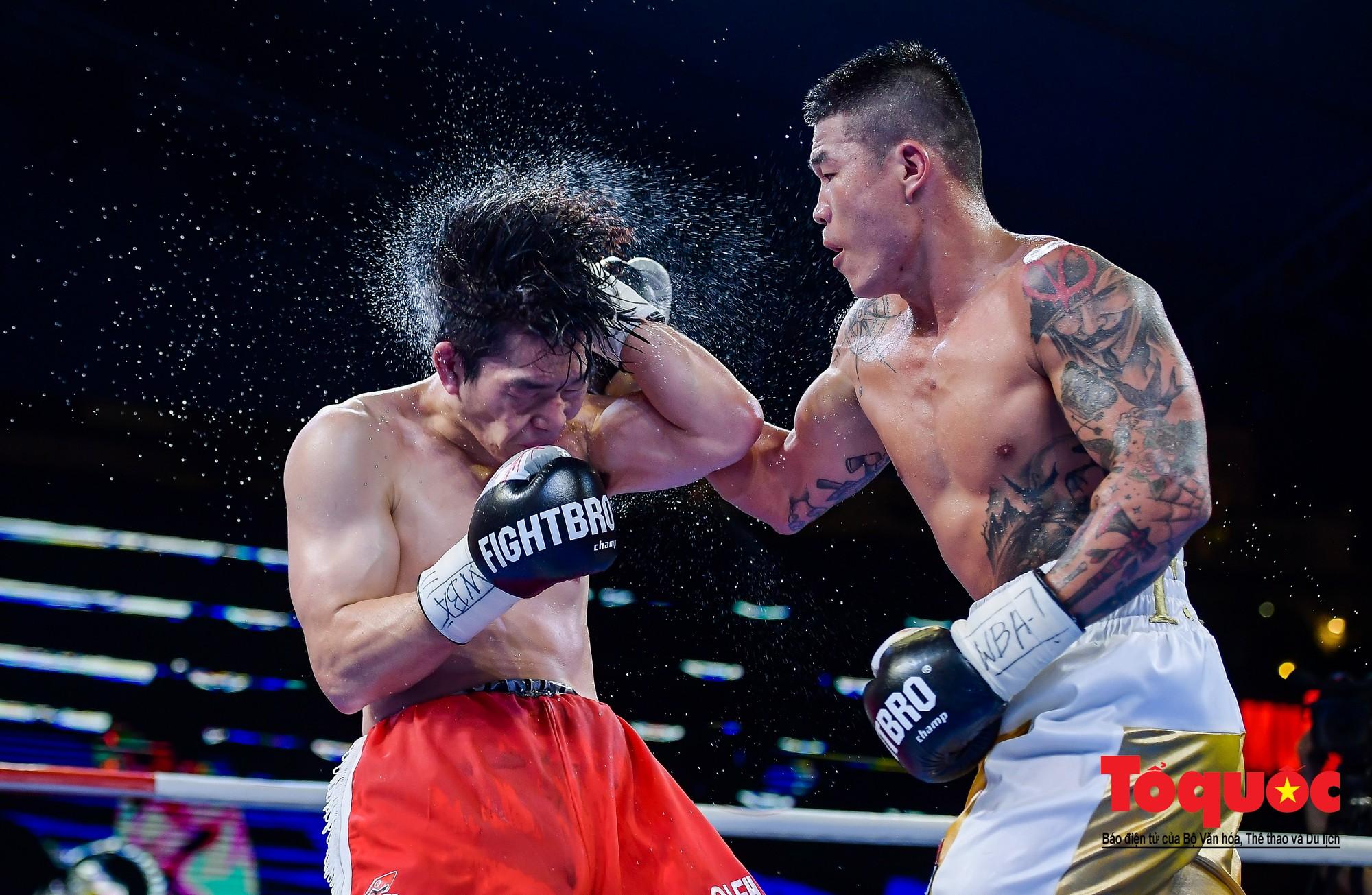 Trương Đình Hoàng giúp quyền Anh Việt Nam lần đầu giành đai WBA Đông Á7