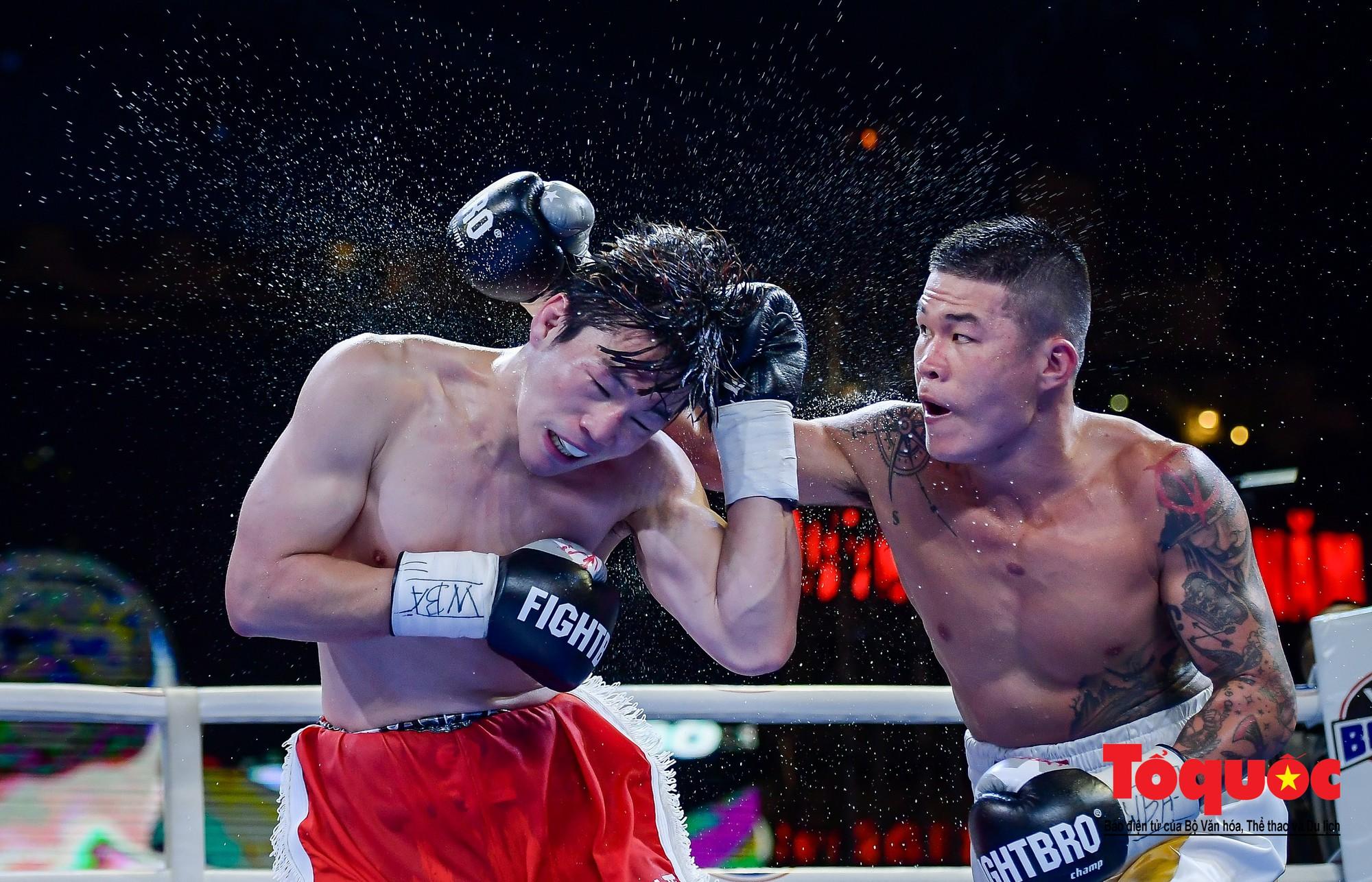 Trương Đình Hoàng giúp quyền Anh Việt Nam lần đầu giành đai WBA Đông Á8