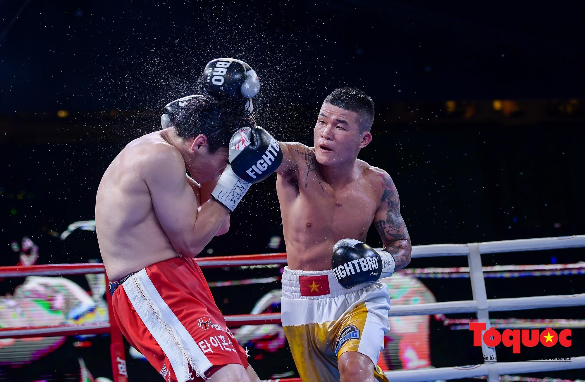 Trương Đình Hoàng giúp quyền Anh Việt Nam lần đầu giành đai WBA Đông Á9
