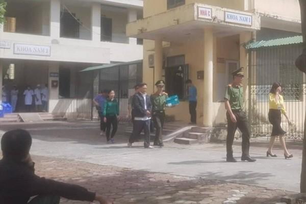 Vợ Giám đốc và 4 y, bác sĩ Bệnh viện Tâm thần Thanh Hóa bị bắt giữ - Ảnh 1.