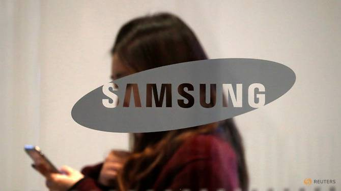 file-photo---the-logo-of-samsung-electronics-is-seen-at-its-office-building-in-seoul-1