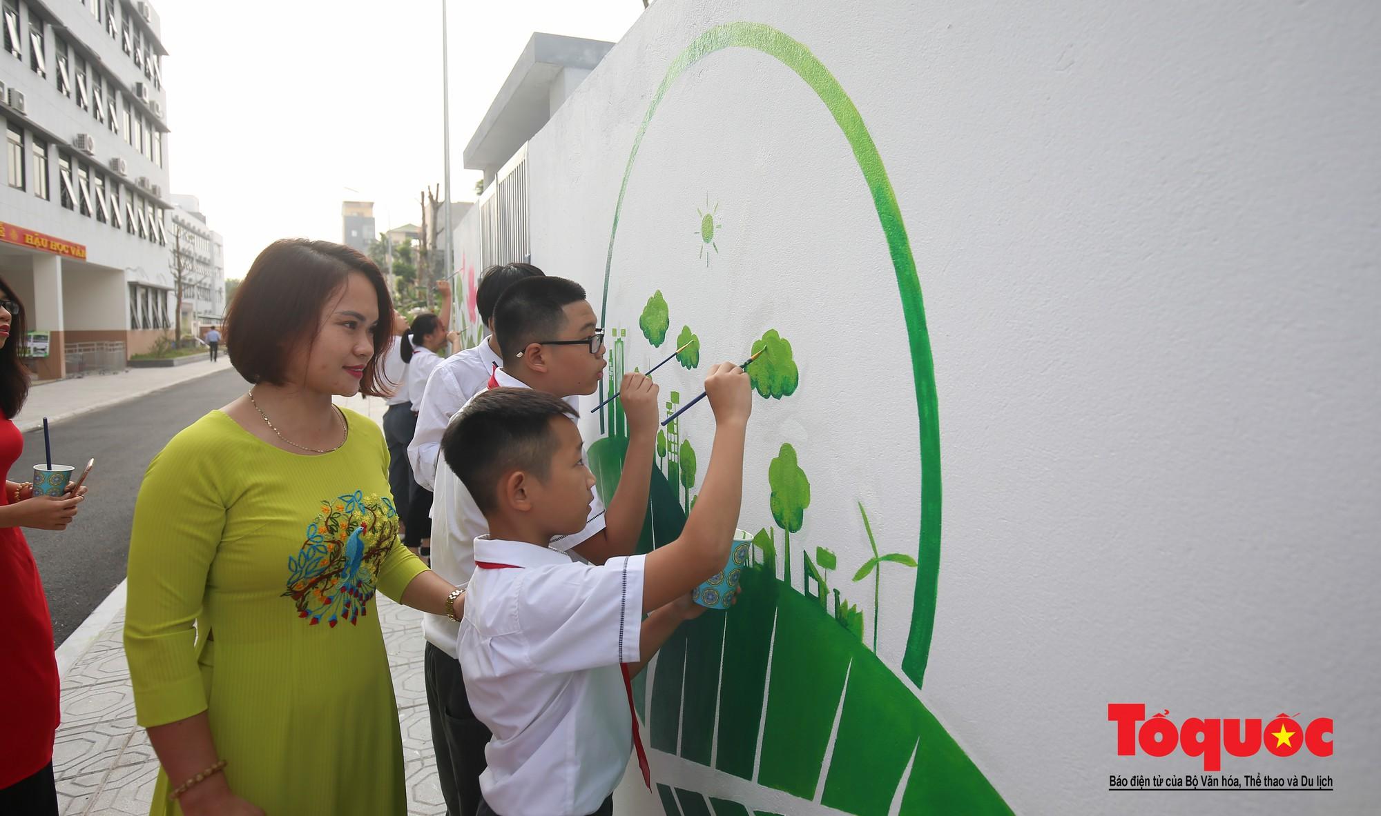 Lan tỏa ý thức bảo vệ môi trường với cuộc thi Thách thức để thay đổi (10)
