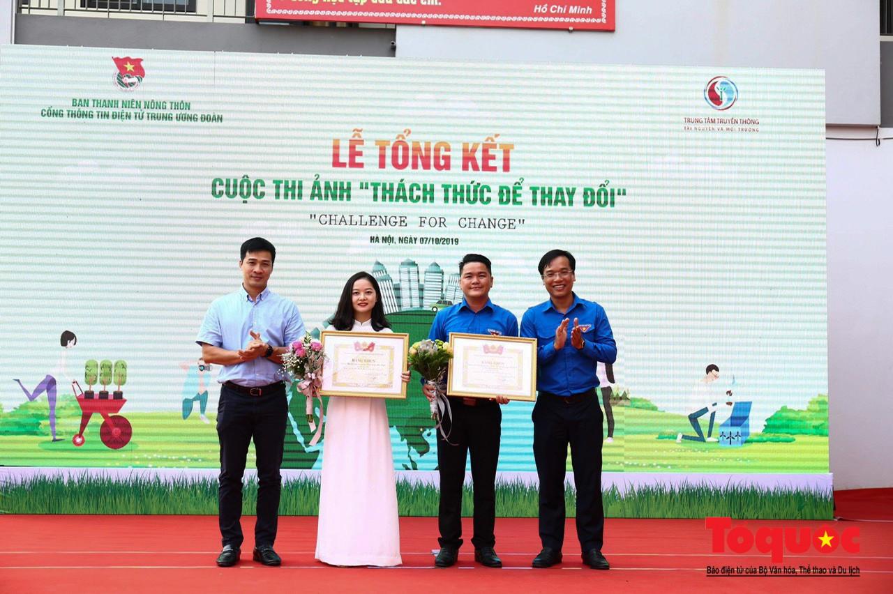 Lan tỏa ý thức bảo vệ môi trường với cuộc thi Thách thức để thay đổi (2)