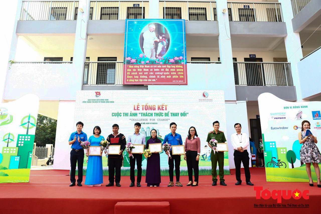 Lan tỏa ý thức bảo vệ môi trường với cuộc thi Thách thức để thay đổi (3)