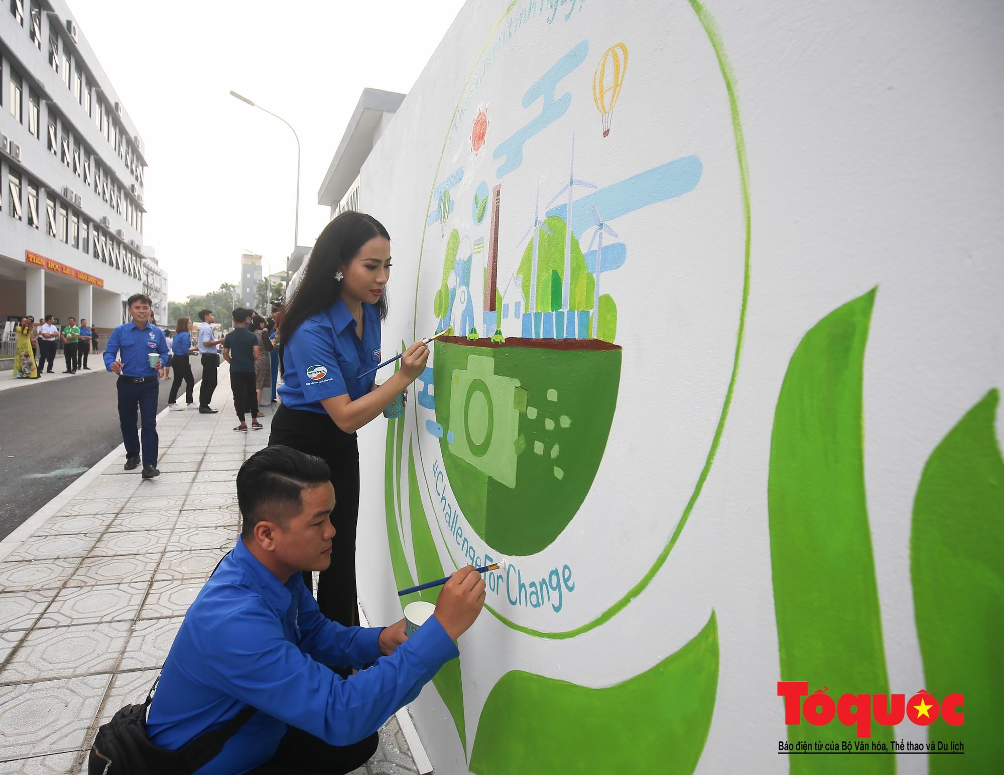 Lan tỏa ý thức bảo vệ môi trường với cuộc thi Thách thức để thay đổi (7)