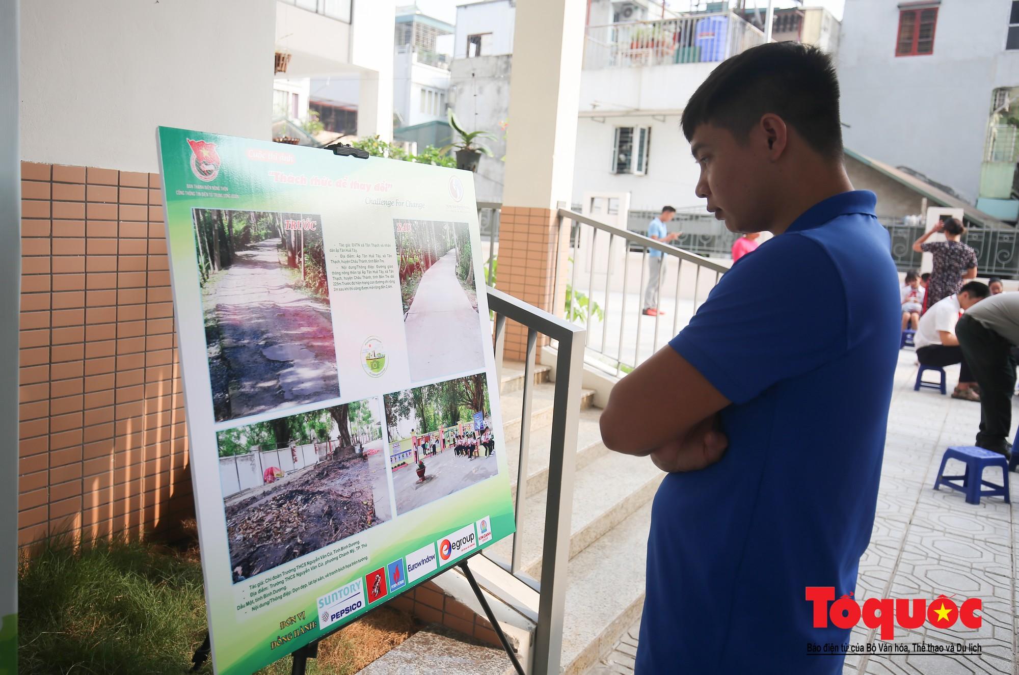Lan tỏa ý thức bảo vệ môi trường với cuộc thi Thách thức để thay đổi (9)