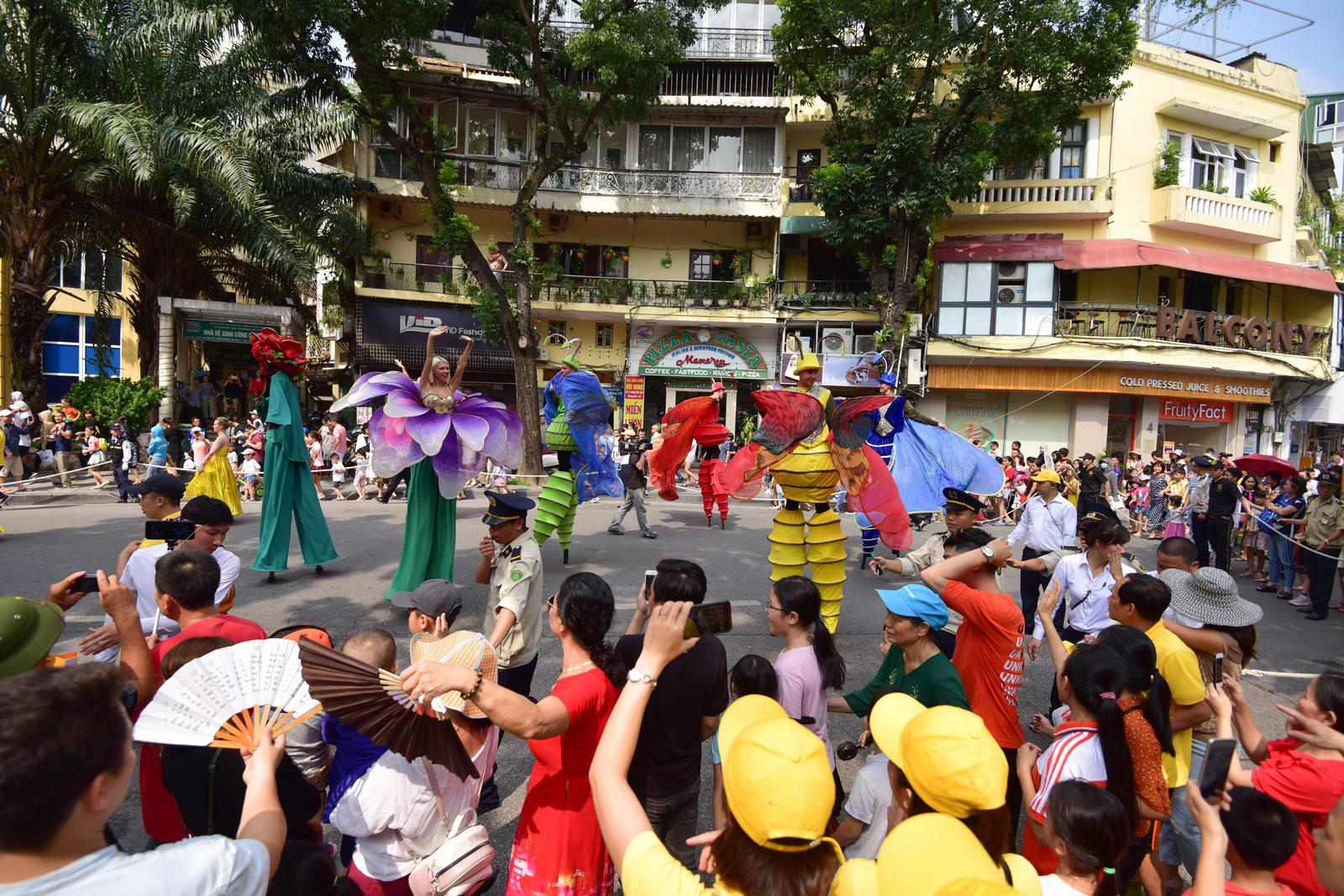 Carnival đường phố Hà Nội (7)