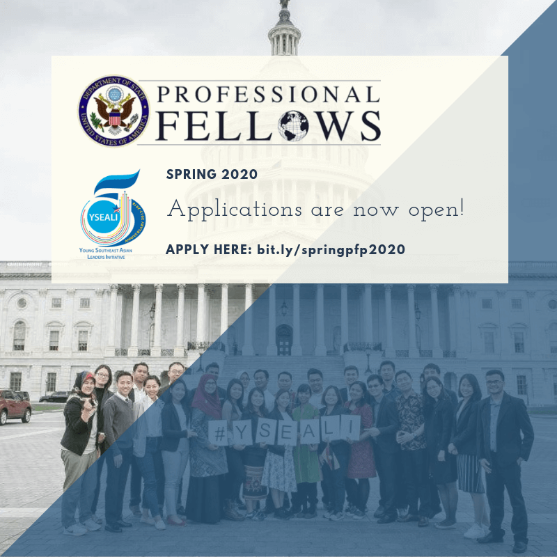 Spring-2020-YSEALI-Professional-Fellows-program