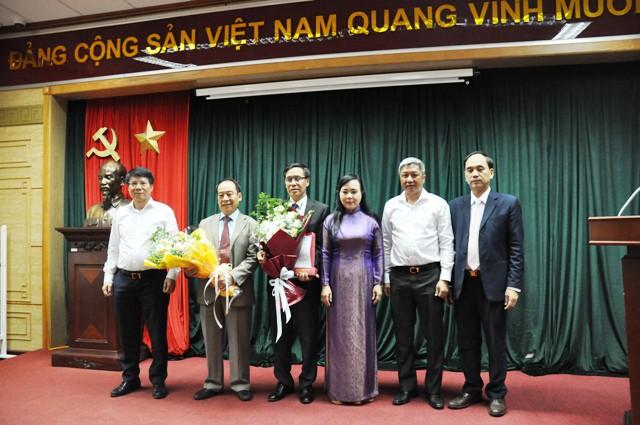 Ông Trần Đắc Phu thôi làm Cục trưởng Y tế dự phòng, Bộ Y tế - Ảnh 1.
