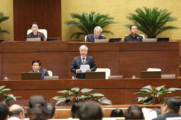 Đại biểu Quốc hội: Cần giúp đồng bào khơi dậy nội lực làm giàu, làm chủ chính trên mảnh đất của mình - Ảnh 2.