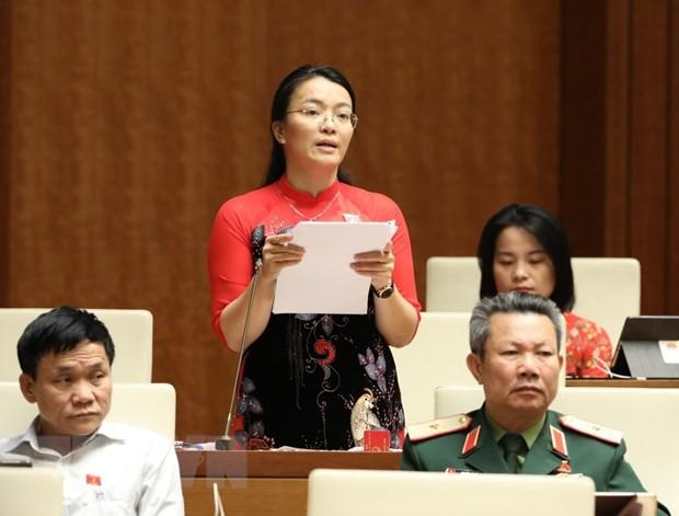 Đại biểu Quốc hội: Cần giúp đồng bào khơi dậy nội lực làm giàu, làm chủ chính trên mảnh đất của mình - Ảnh 3.