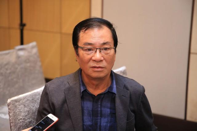 """NSND Khải Hưng tức giận khi Việt Anh đang quay phim bỏ đi """"đập mặt, đập mũi"""" - Ảnh 2."""