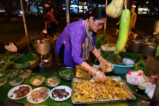 Cơ hội khám phá nền ẩm thực đặc sắc đến từ nhiều quốc gia trên thế giới - Ảnh 1.