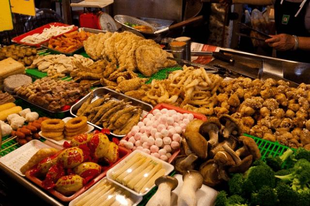 """Thỏa sức khám phá tại những khu chợ đêm """"không ngủ"""" ở Đài Loan - Ảnh 2."""