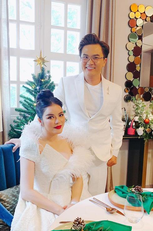 """Lý Nhã Kỳ chính thức lên tiếng về đám cưới với """"MC giàu nhất Việt Nam"""" - Ảnh 1."""