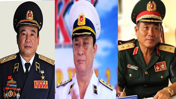 Quân ủy Trung ương kỷ luật trên 700 đảng viên và 41 tổ chức đảng - Ảnh 1.
