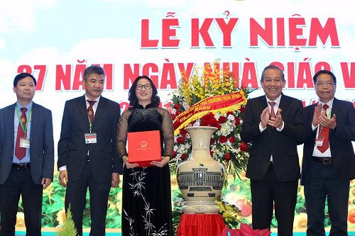 Phó Thủ tướng Trương Hòa Bình:  Phát triển nông thôn theo hướng một nền nông nghiệp thông minh, hội nhập quốc tế, thích ứng với biến đổi khí hậu - Ảnh 2.