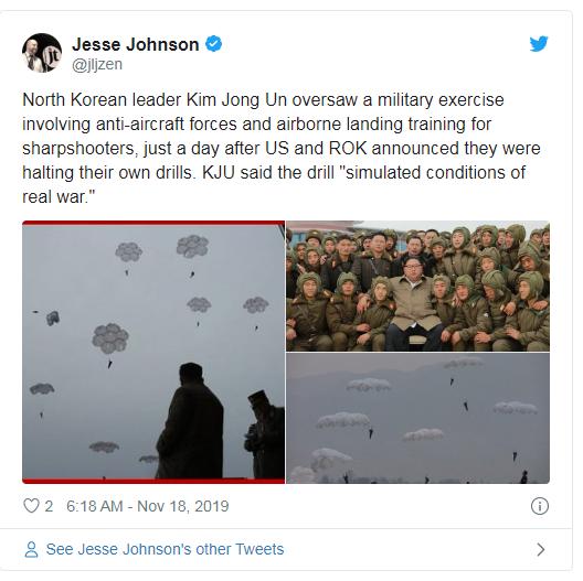 Một ngày sau nhượng bộ Mỹ-Hàn, Chủ tịch Triều Tiên bất ngờ tuyên bố sẵn sàng chuẩn bị cho chiến tranh? - Ảnh 1.