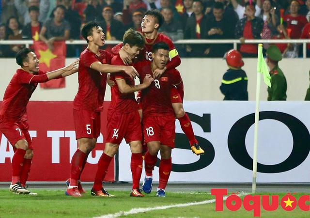 """HLV Park Hang-seo: """"Lựa chọn Quang Hải làm đội trưởng là quyết định đúng"""" - Ảnh 1."""