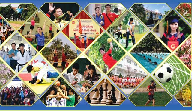 Kỷ niệm 60 năm thành lập Trường Đại học Thể dục thể thao Bắc Ninh và đón nhận huân chương lao động hạng Nhất (lần thứ hai) - Ảnh 3.