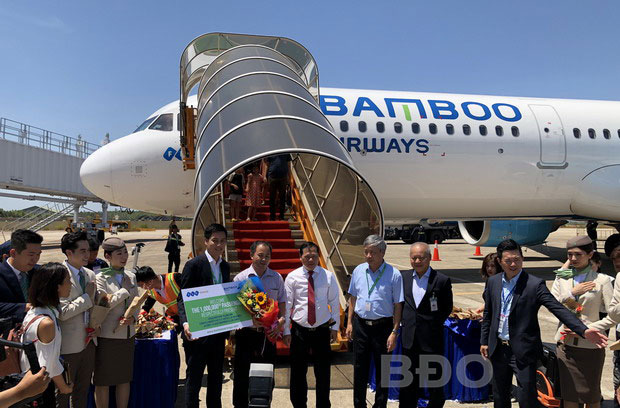 Bình Định: Sân bay Phù Cát sắp đón chuyến bay quốc tế đầu tiên - Ảnh 1.