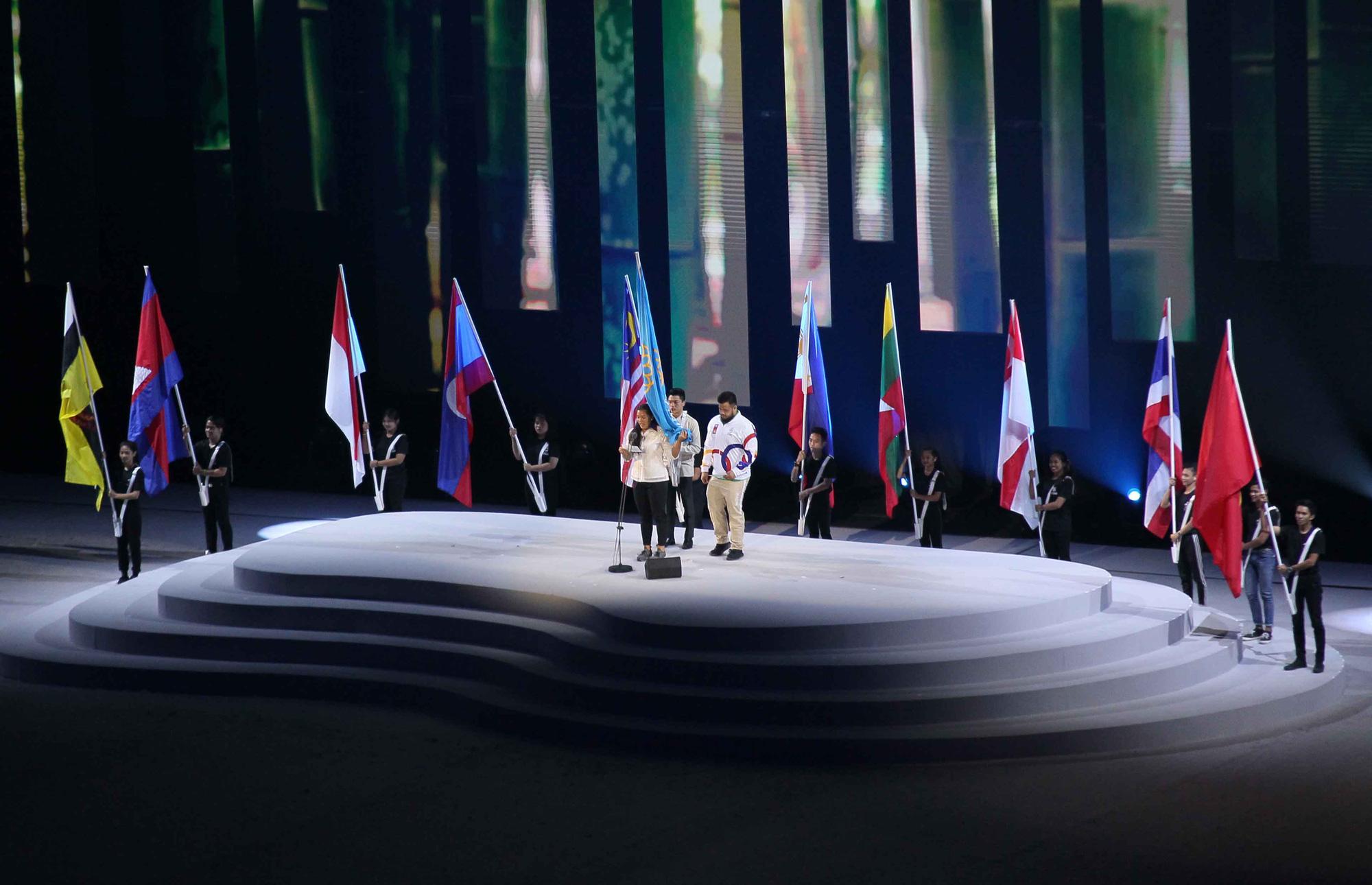 Khai màn SEA Games 30: Đoàn Thể thao Việt Nam hướng tới mục tiêu cao nhất - Ảnh 5.