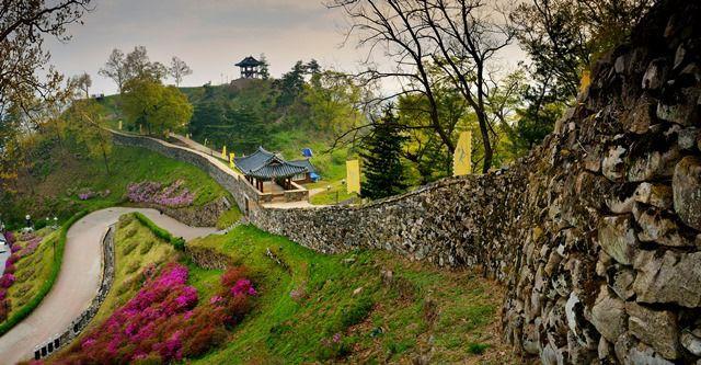 Khám phá khu di tích lịch sử Baekje- di sản thế giới Hàn Quốc tại Hà Nội - Ảnh 1.