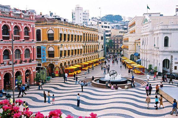 """Thỏa sức mua sắm tại những """"thiên đường"""" này ở Macao, Trung Quốc - Ảnh 2."""